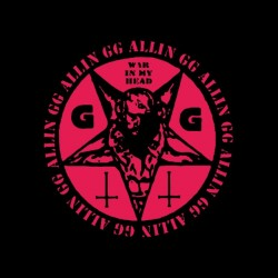shirt gg allin rock satanist sublimation