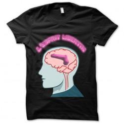 tee shirt l'esprit libertin...