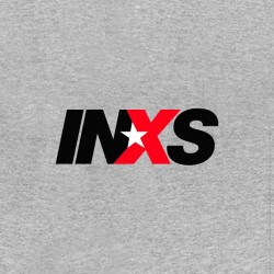 tee shirt inxs rock 80 sublimation