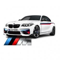shirt BMW M2 white sublimation