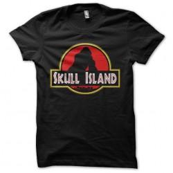 tee shirt King Kong Skull...