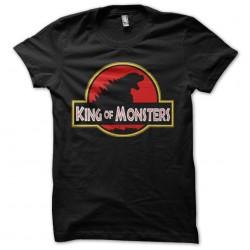 King of monsters Godzilla...