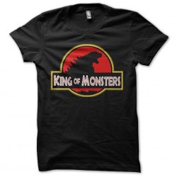 tee shirt King of monsters...