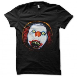 shirt it the malefic clown...