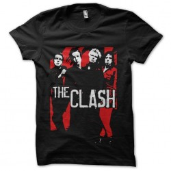 tee shirt the clash special...