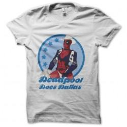 tee shirt deadpool dallas...
