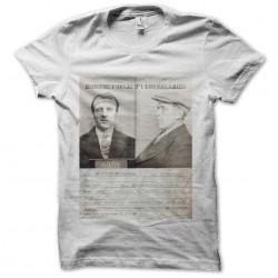 tee shirt emmanuel macron ennemi public sublimation