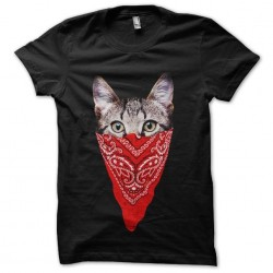 gangster sublimation cat shirt