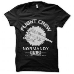 mass effect shirt normandy...