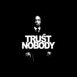 shirt tupac trust nobody sublimation