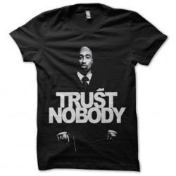 shirt tupac trust nobody...
