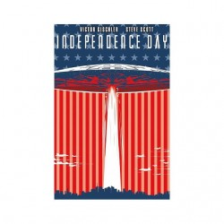 shirt independence day sublimation poster