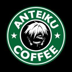 Anteiku Coffee Tokyo Ghoul Sublimation T-Shirt