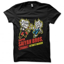 tee shirt super sayan bros...
