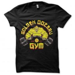 golden oozaru gym shirt...