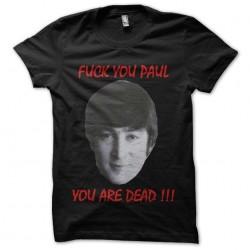 tee shirt Paul McCartney...