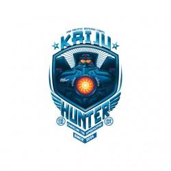 kaiju hunter sublimation shirt