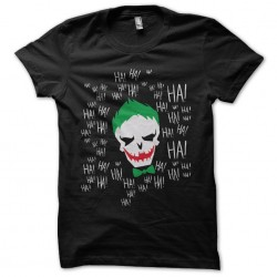 tee shirt joker ha ha ha !...