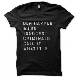 ben harper shirt and...