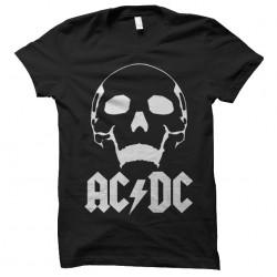tee shirt ACDC mort...