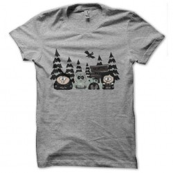 tee shirt southpark game of...
