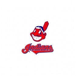 tee shirt les indians cleveland baseball sublimation