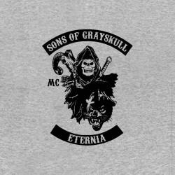 tee shirt sons of grayskull musclor sublimation