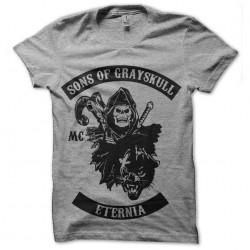 tee shirt sons of grayskull...