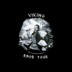 shirt vikings rage tour sublimation