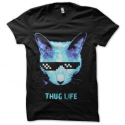tee shirt thug life cyber...