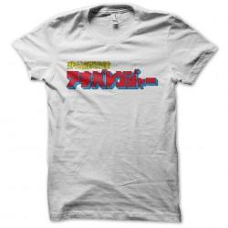 shirt bioman japan sublimation