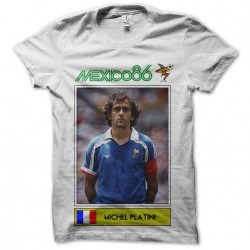 shirt michel platini mexico...