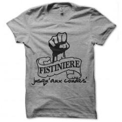 shirt the fistiniere logo...