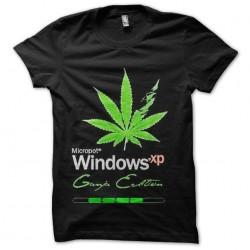 shirt micropot windows ganja sublimation
