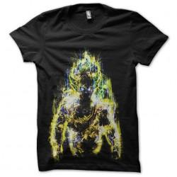 super sayan electro shirt...
