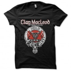 shirt clan macleod...