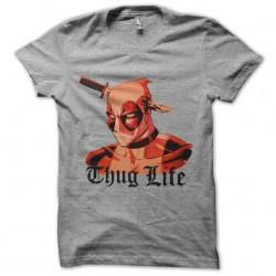 deadpool thug life shirt...