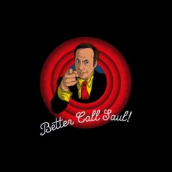 shirt better caul saul cartoon parody sublimation