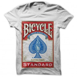 shirt bicycle playing cards...