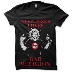 bad religion shirt jesus...
