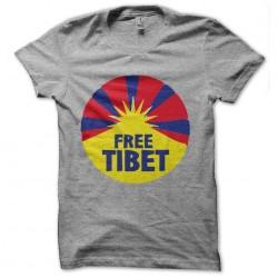 free tibet shirt anti china...