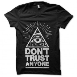 tee shirt illuminatis don t...