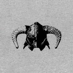 shirt skyrim nordic helmet sublimation