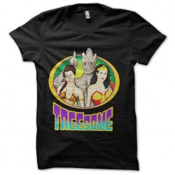 tee shirt marvell treesome...