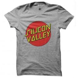 tee shirt silicon valley...