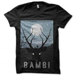dark bambi sublimation shirt