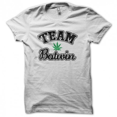 Weeds Team Botwin t-shirt white sublimation
