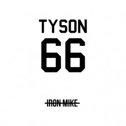 tee shirt tyson 66 iron man...