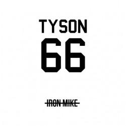 shirt tyson 66 iron man...