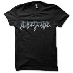 tee shirt alice cooper...